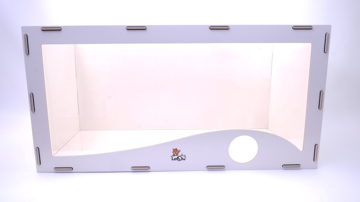 Rodipet® Wellenbad XXL (50x34cm) (Einstreu & Sand