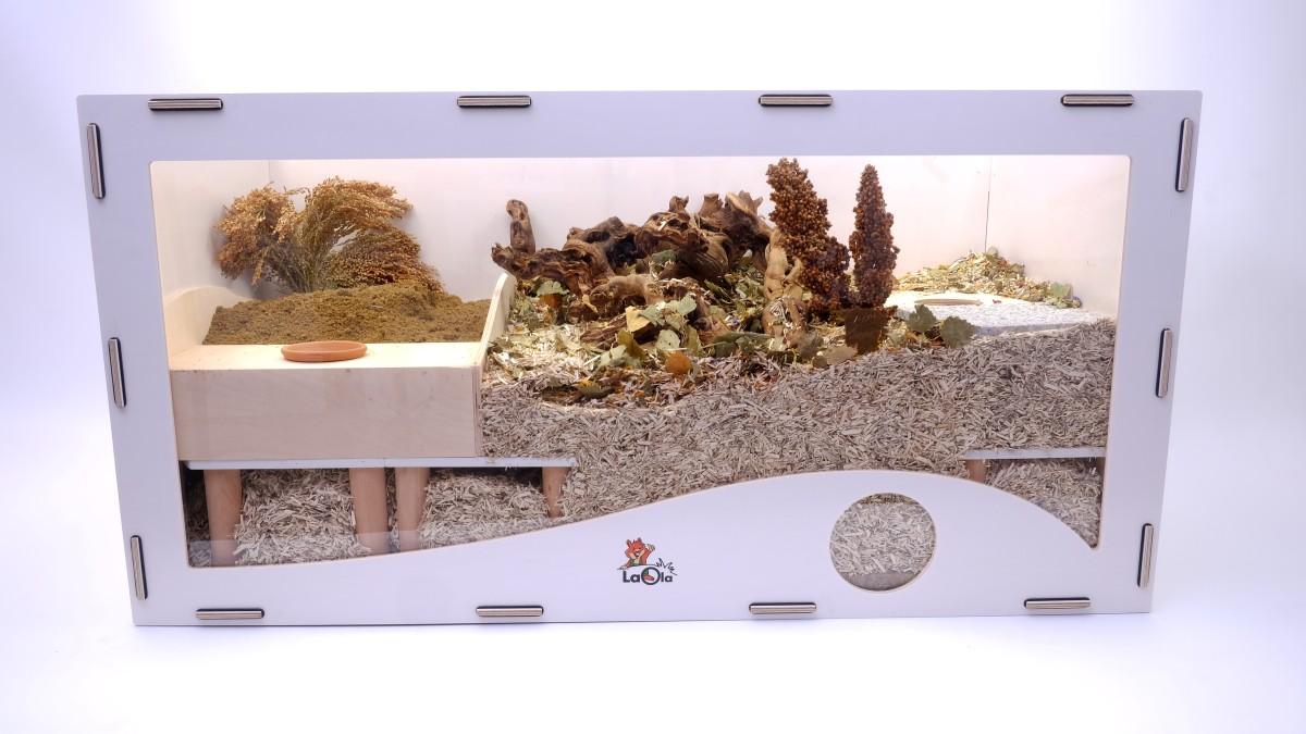 Rodipet Shop: Rodipet® Wellenbad XXL (50x34cm) (Einstreu & Sand