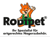 Nagerzubeh�r & Nagerfutter bei Rodipet�