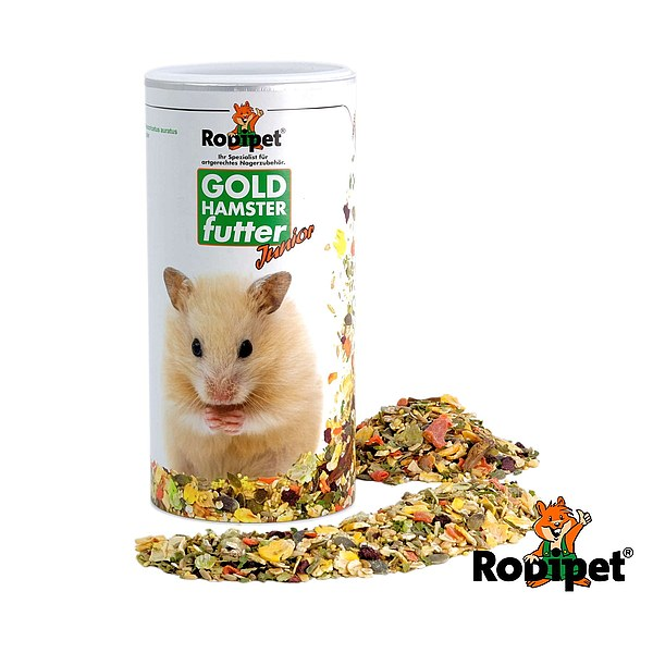 600 g ZooDi® Goldhamsterfutter JUNIOR