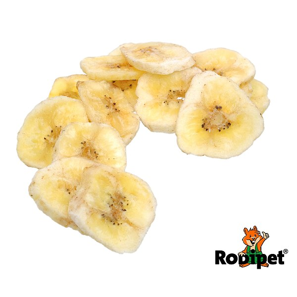 Rodipet® Bananenchips 150g